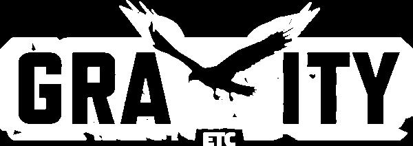 Gravity White Logo