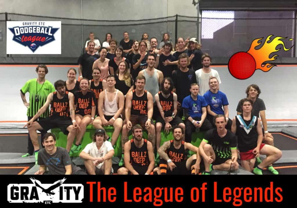 Dodge S4 League of legends