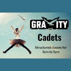 Gravity Tech Skillz Cadet Classes